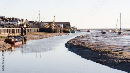 Photo Leigh on sea-creek