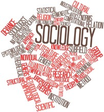Word Cloud For Sociology