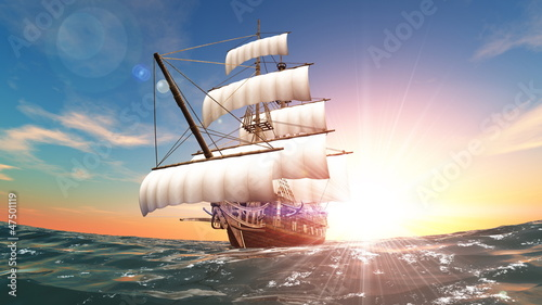 Fotografia  帆船