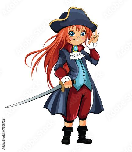 pirat-dziewczyna