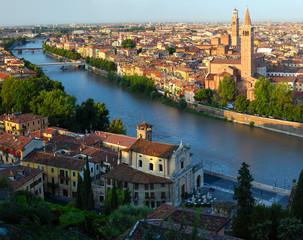 Fototapeta na wymiar Verona
