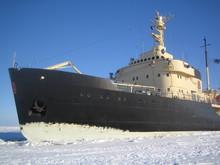 Icebreaker In Lapland