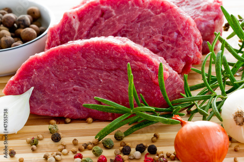 Staande foto Vlees Beef, steak meat - babecue, grill