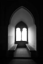 Moorish Window Of Alcazar Sego...