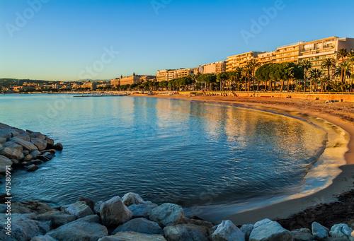 Fototapeta Cannes french riviera