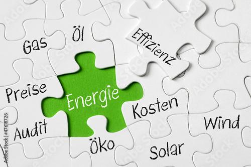 Fotografie, Obraz  Energie KOnzept