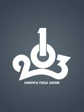 Creative Happy New Year 2013 D...