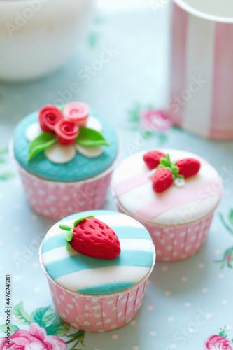 Plakat Cupcakes