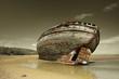 Shipwreck - Dullas Bay