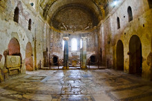St. Nicholas Church, Demre. Tu...