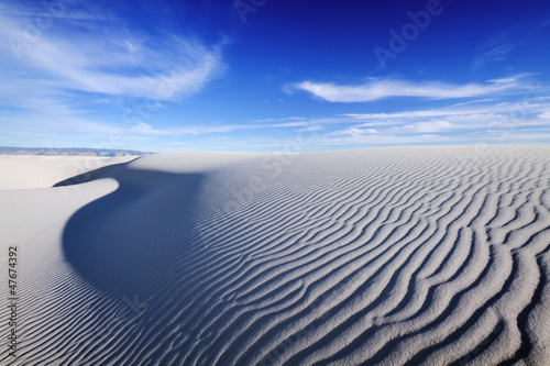 Foto  White Sands National Monument