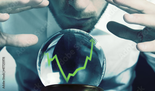 Fotografía Forecasts of the financial crisis