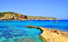 Cala Xarraca, Ibiza, Islas Bal...