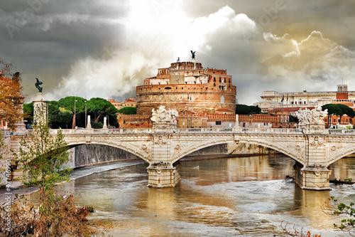 niesamowity-rzym-castel-sant-angelo