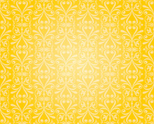 Orange & Yellow Wallpaper Back...