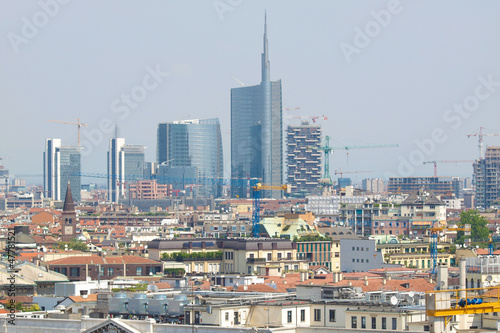 Cadres-photo bureau Milan Milan, Italy