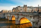 Fototapeta Fototapety Paryż - Pont neuf, Ile de la Cite, Paris - France