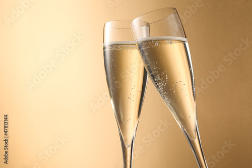 Fotografía シャンパン、スパークリングワイン