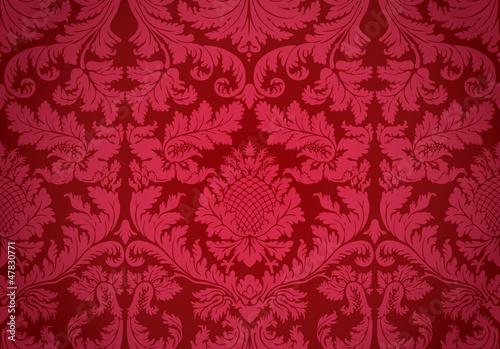 Old wallpaper Fototapete