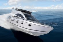 Yacht Render 6