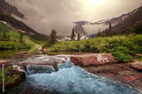 Valokuva  Glacier Park