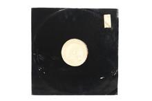 Grunge Vinyl Album Cover