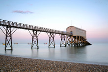 Selsey Lifeboat Station In Wes...