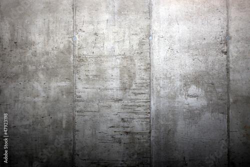 Mauer aus Betonwänden Wallpaper Mural