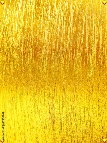 Naklejka na szybę Luxury golden texture.Hi res background.