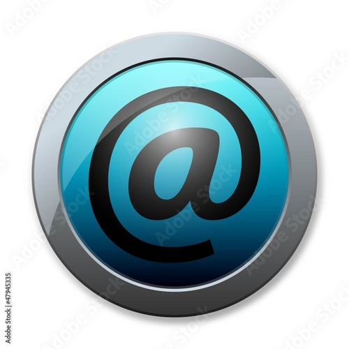 Fototapety, obrazy: Botton icon business on white background