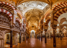 Mosque-Cathedral Of Cordoba, S...