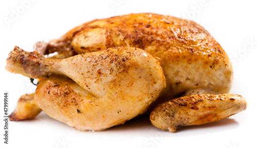 Obraz na plátně  Roast Chicken