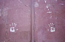 Fingerprint Door