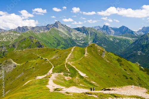 Photo  High Tatra Mountains, Poland