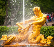 Samson - The Central Fountain ...