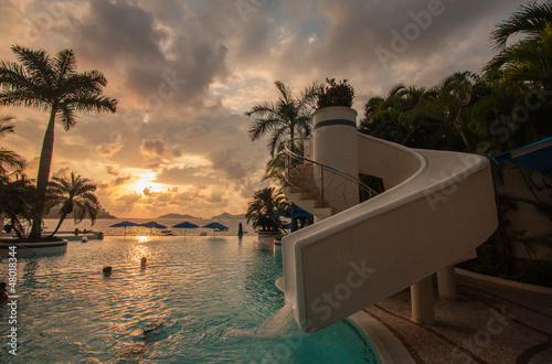 Valokuvatapetti Acapulco