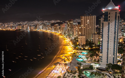 Acapulco Tablou Canvas