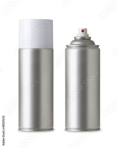 Láminas  Paint spray can, Metal Spray Bottle, Realistic photo image