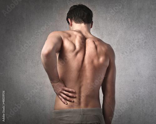 Fotografía  Bad Backache