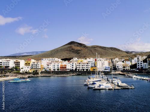 Tuinposter Canarische Eilanden La Restinga, El Hierro, Canary Islands