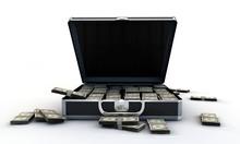 Dollar Briefcase
