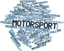 Word Cloud For Motorsport