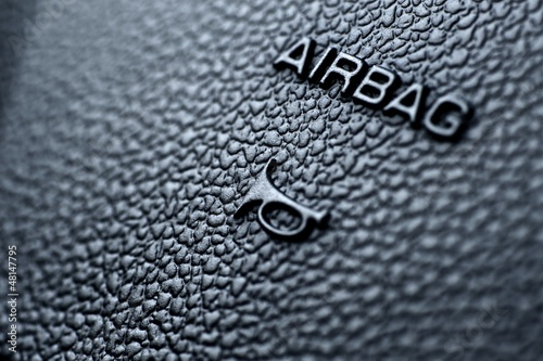 Airbag and Honk Canvas Print