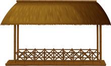 Wooden Shade