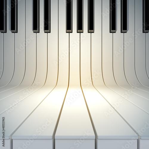 pusta-powierzchnia-z-klawiszy-fortepianu