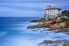 Boccale Castle Landmark On Cli...