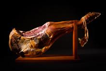 Jamon Serrano. A Spanish Ham.
