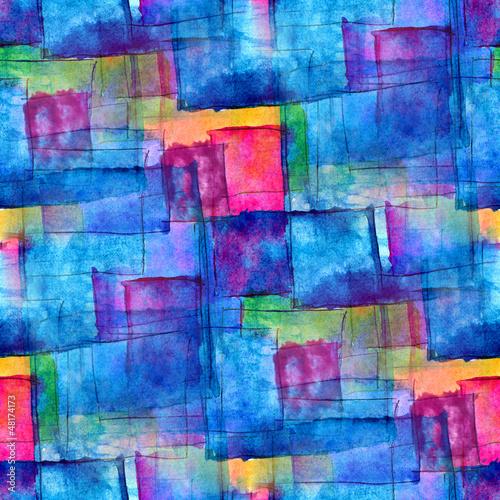 bezszwowe-niebieski-kubizm-abstrakcyjne-sztuki-akwarela-tapeta-b