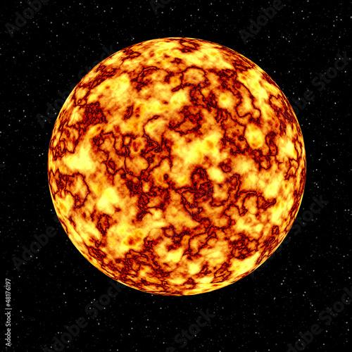 The sun - 48176197
