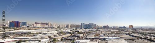 Poster Las Vegas Skyline of Las Vegas